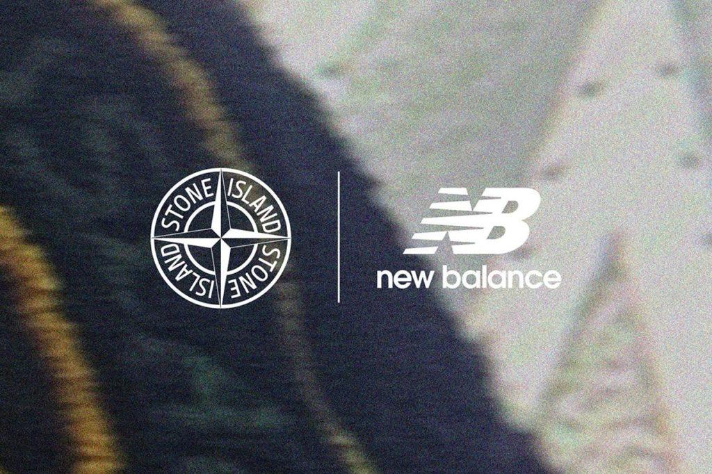 New Balance et Stone Island annoncent une collaboration