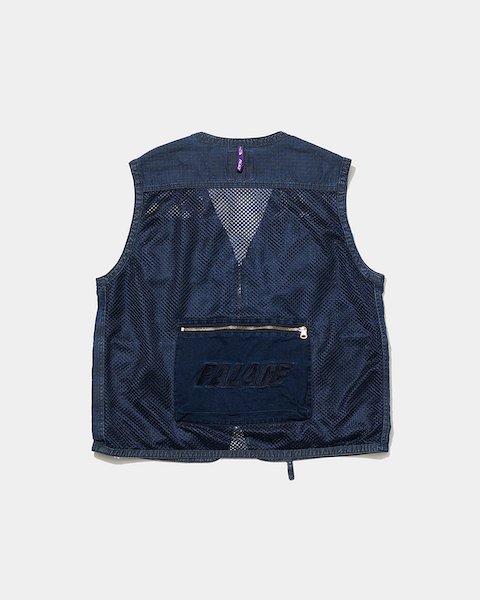 Collection capsule Palace x THE NORTH FACE PURPLE LABEL