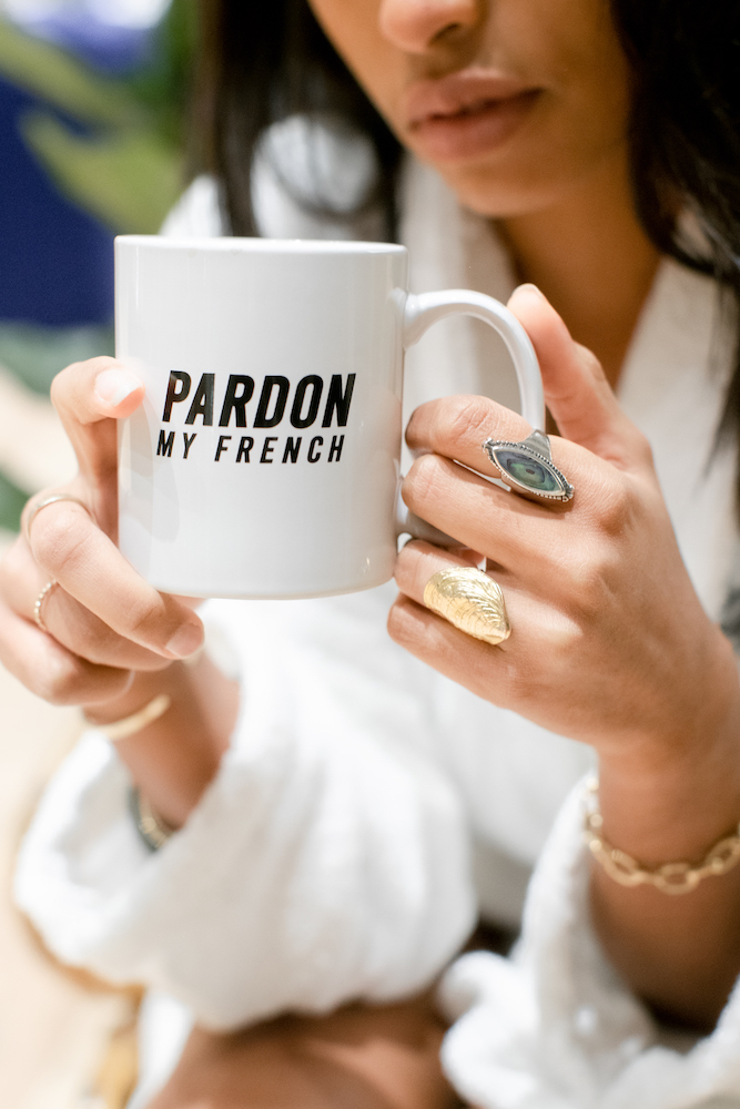"""Collection """"Cosy"""" Pardon My French"""