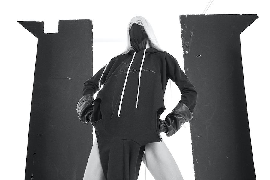 Collection capsule Rick Owens x Champion Printemps/Été 2021