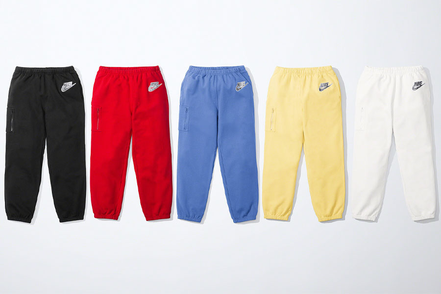 Collection Supreme x Nike Printemps/Été 2021