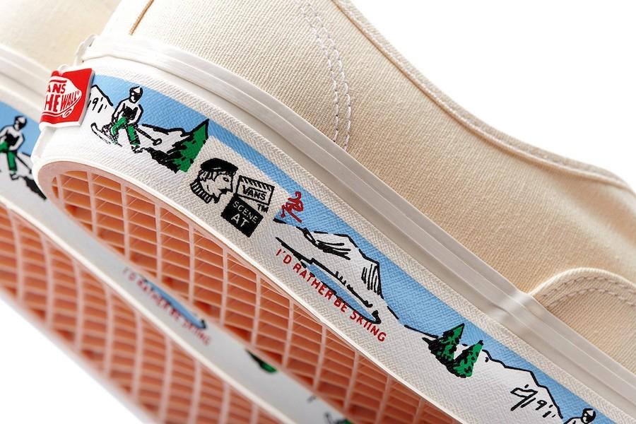 Collection Vans Anaheim Factory Printemps 2021