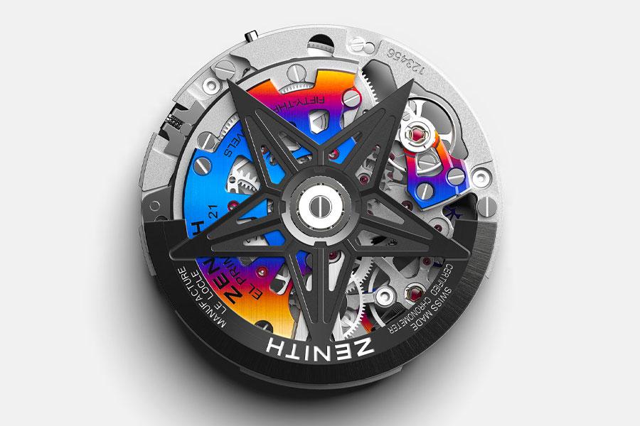 Felipe Pantone x Zenith DEFY El Primero 21
