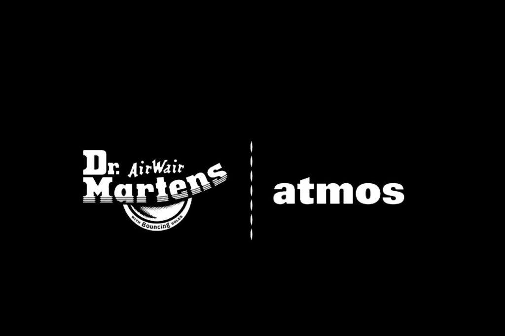 atmos x Dr. Martens 1461 & Combs Tech