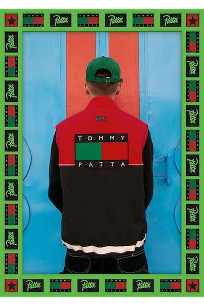 Collection Patta x Tommy Hilfiger