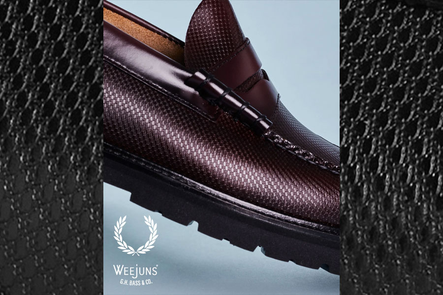 Nouvelle collaboration Fred Perry x G.H. Bass & Co.