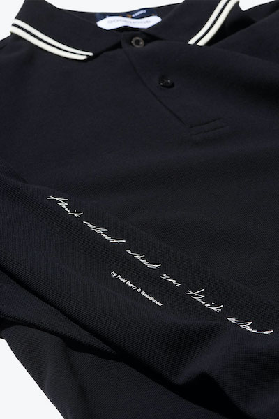 Fred Perry x Goodhood