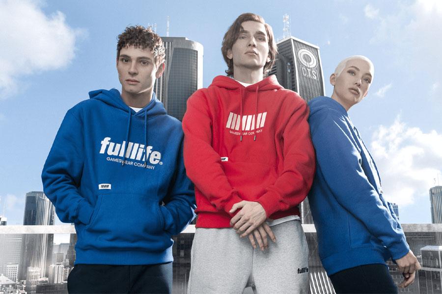 Fullife, la marque de vêtement inspirée par la culture gaming et e-sport