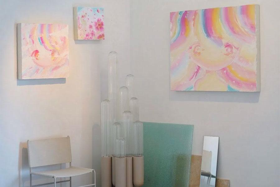 Gallery Jo Yana : Sakura Group Show
