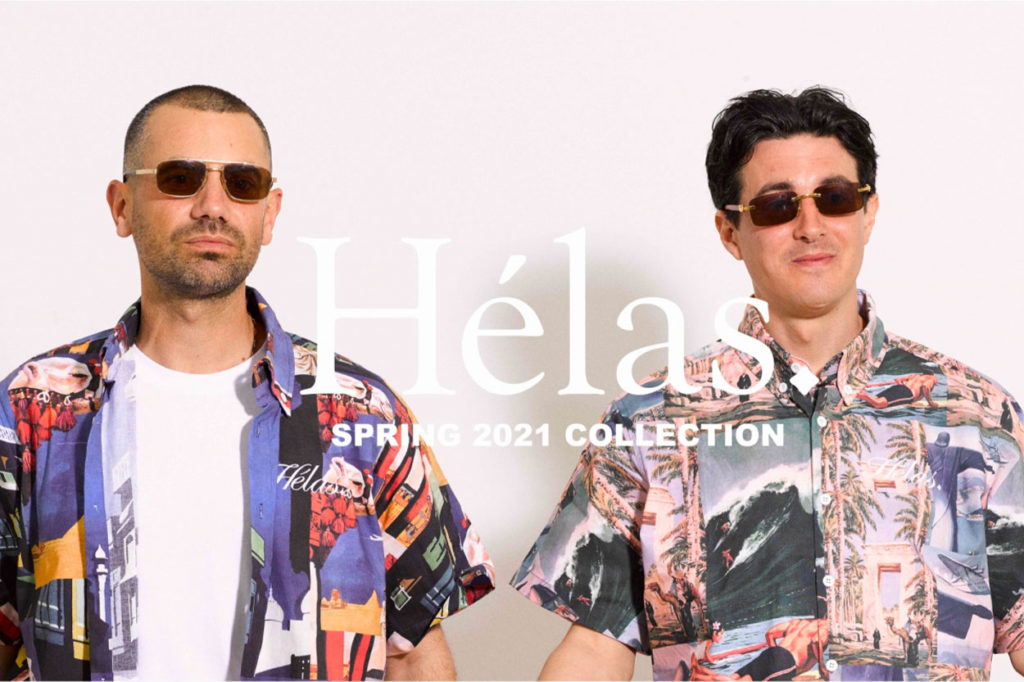 Collection Hélas Printemps 2021