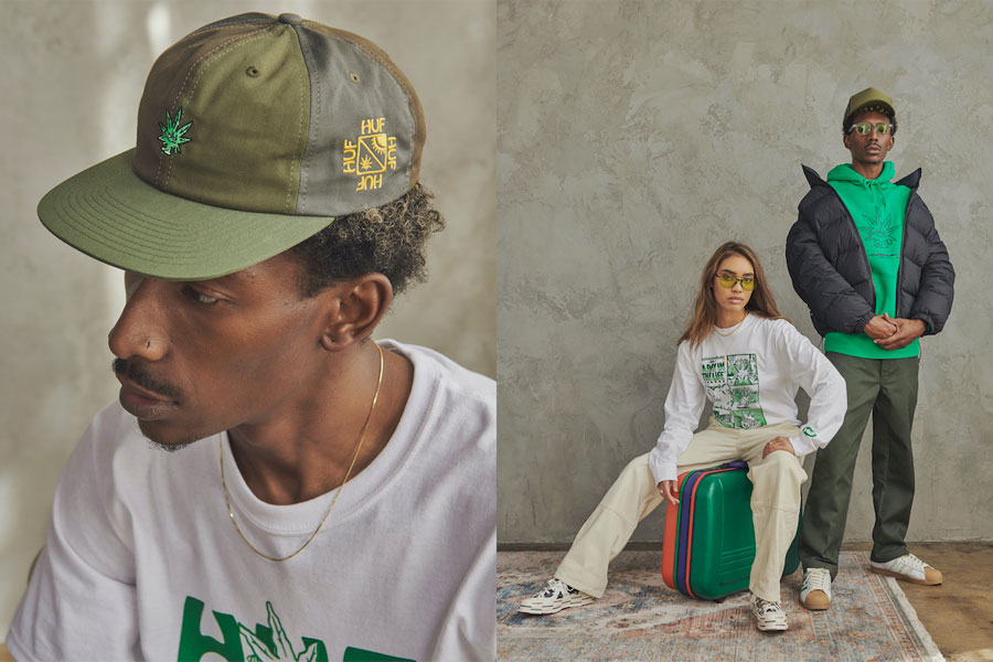 Collection capsule HUF 420