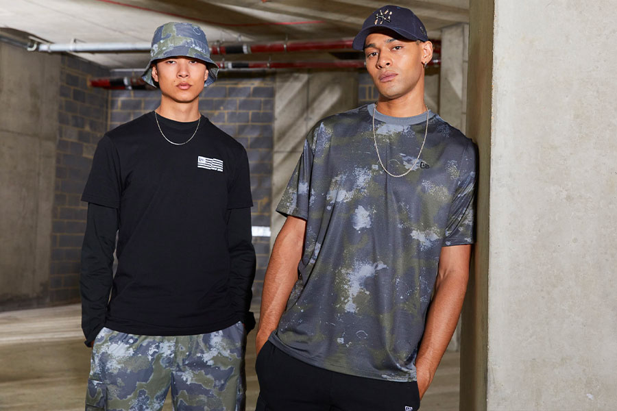 Collection capsule New Era Outdoor Utility