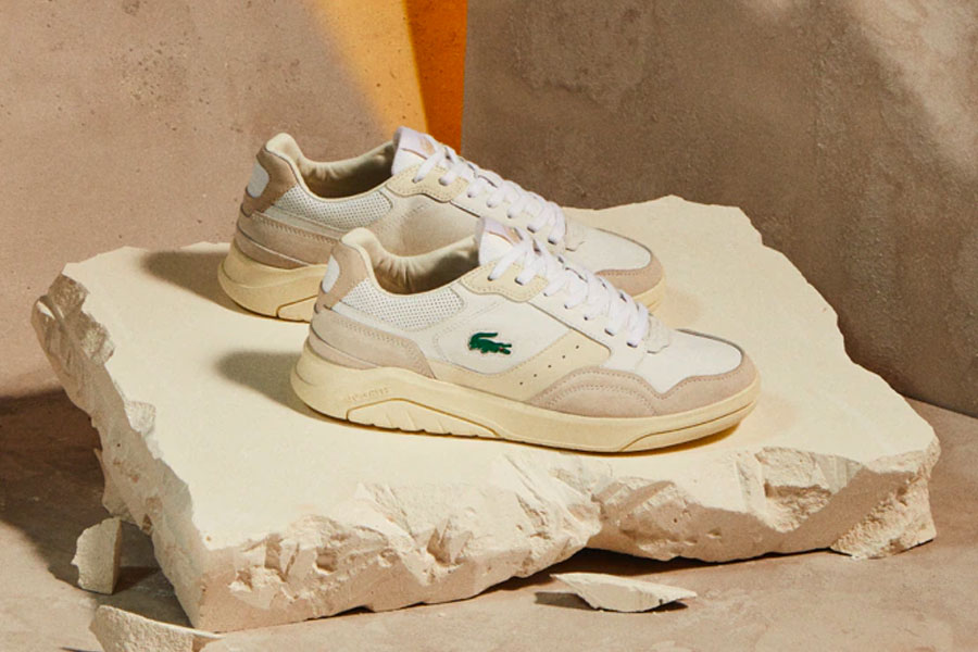 Nouvelle sneaker LACOSTE Game Advance Luxe