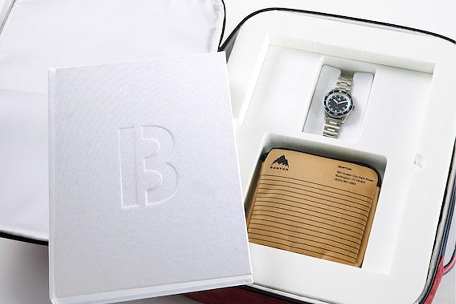 Shinola x Burton Jake Shinola Gift Set
