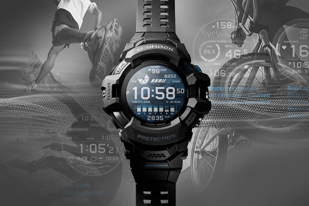 Smartwatch G-Shock GSW-H1000 Wear OS