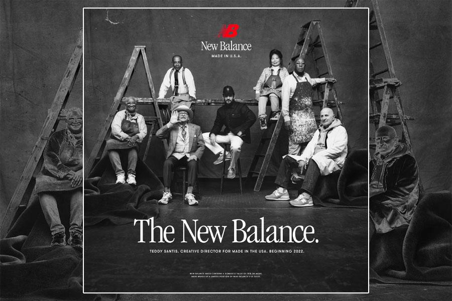 Teddy Santis nommé directeur créatif de New Balance MADE in USA