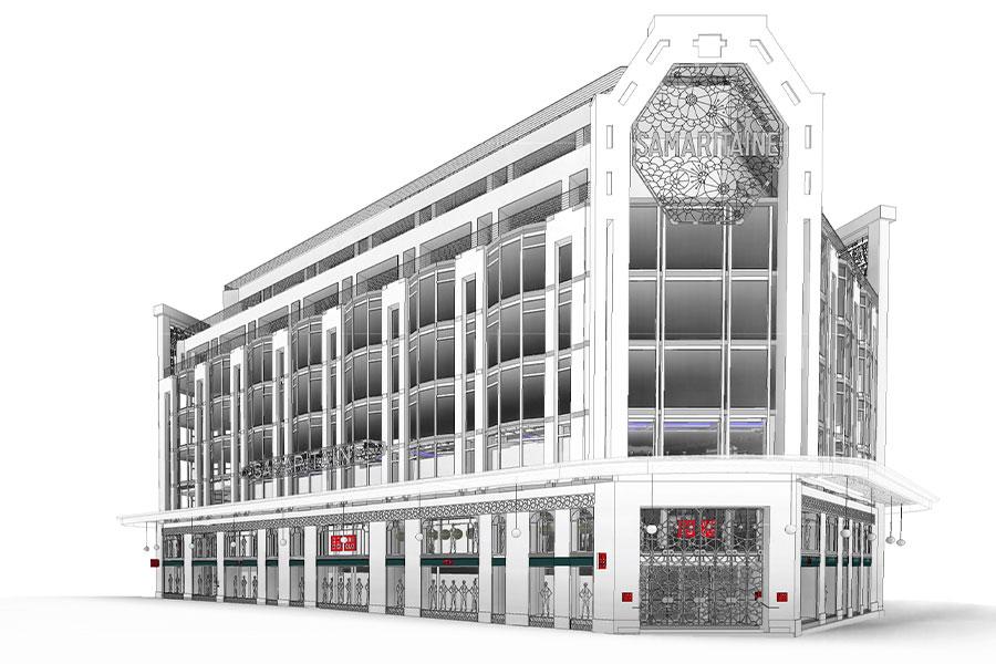 Uniqlo va ouvrir une nouvelle boutique au centre de Paris cet automne