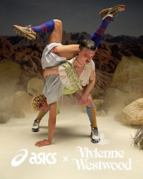 Vivienne Westwood x ASICS GEL-Kayano 27 DE