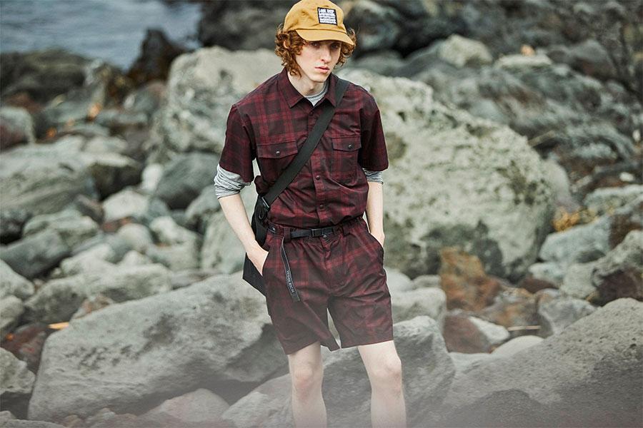 Collection Woolrich Outdoor Label Printemps/Été 2021