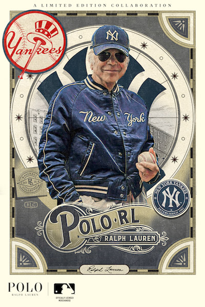 Ralph Lauren x Major League Baseball Printemps 2021