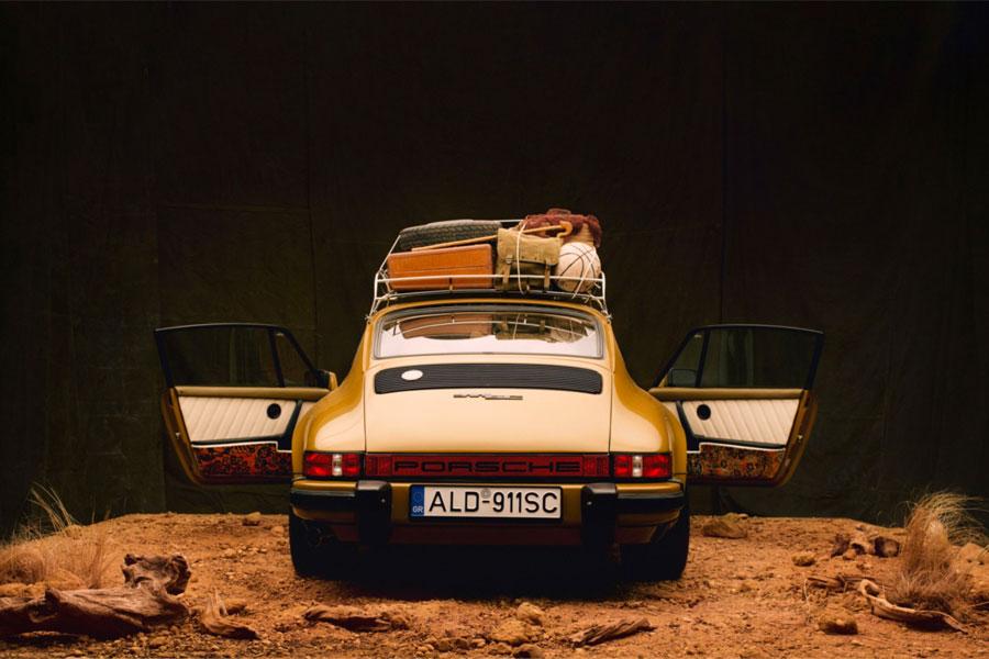Aimé Leon Dore x Porsche 911 Super Carrera