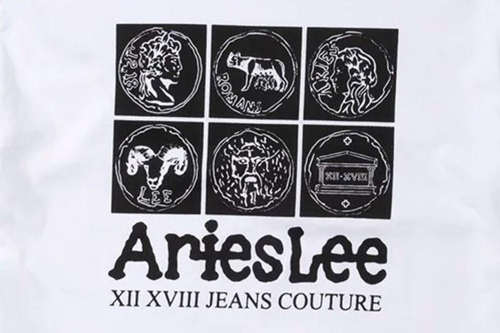 Aries x Lee Jeans