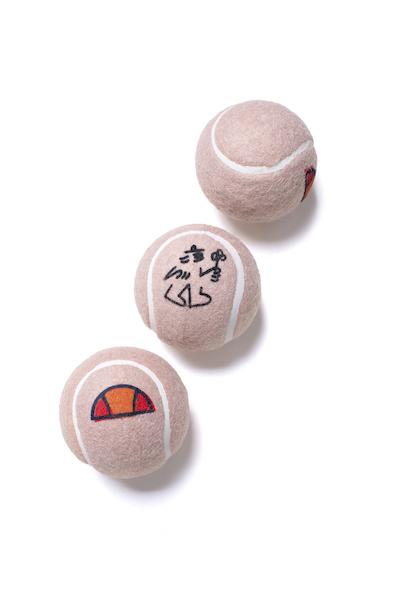 Collection capsule Ellesse x Lucas Beaufort
