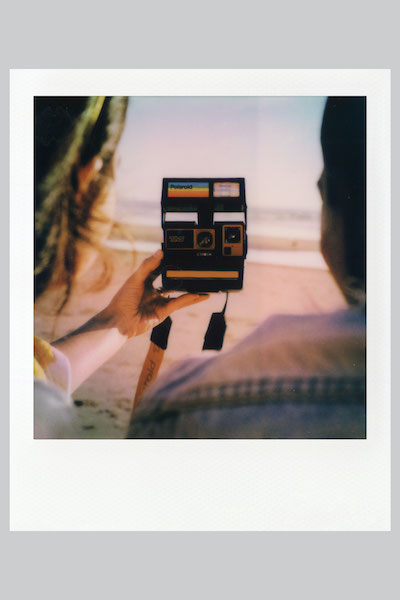 Collection capsule Teva x Polaroid