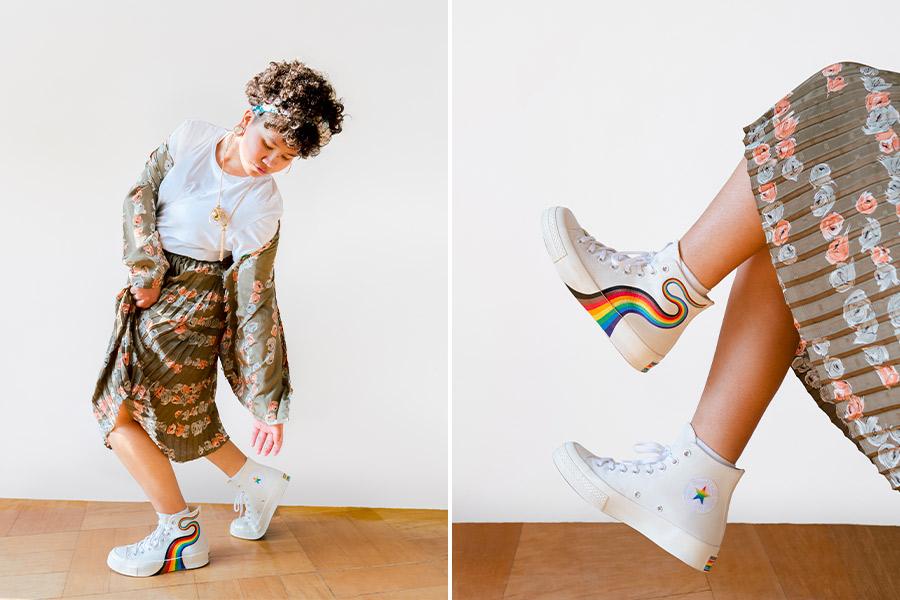Collection Converse Pride 2021
