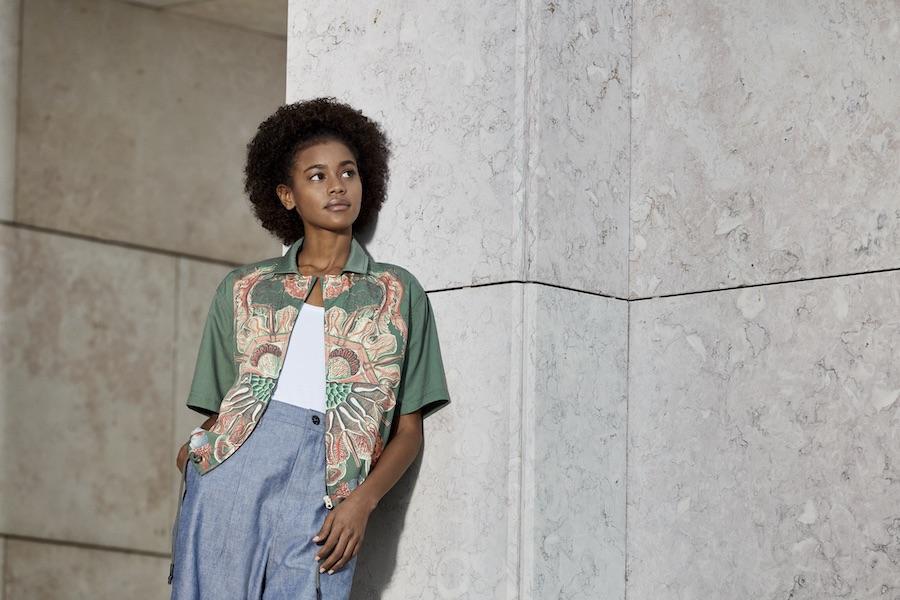 "Collection G-Star RAW ""Festival Shirts"" Printemps/Été 2021"