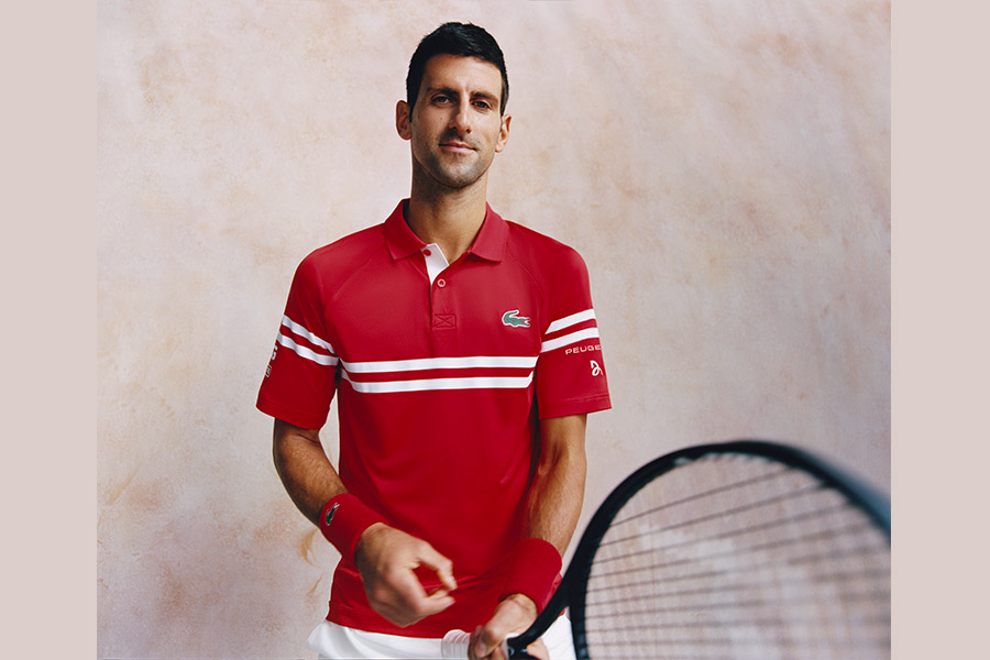 LACOSTE x Roland-Garros 2021
