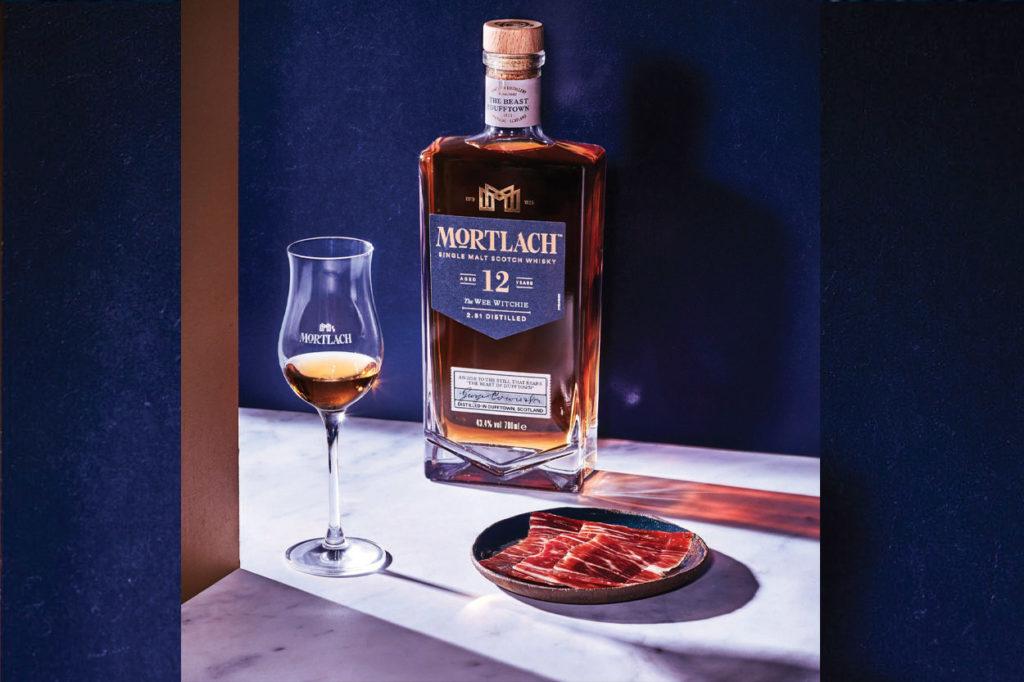 Single malt Mortlach 12 ans