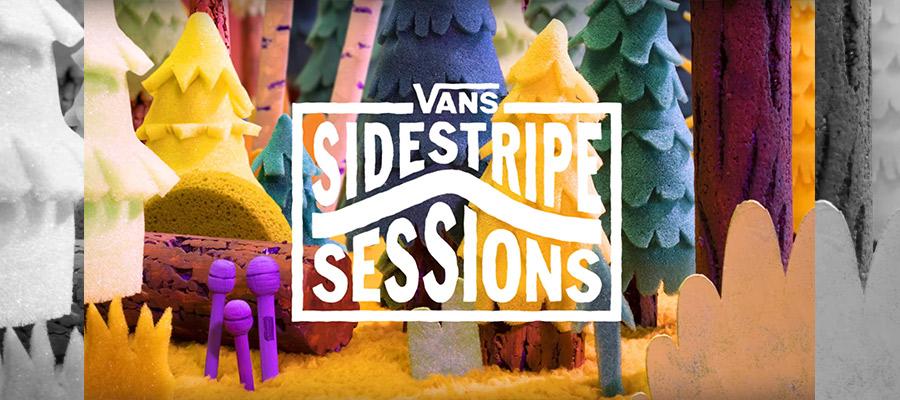 Quatrième saison des Vans Sidestripes Sessions