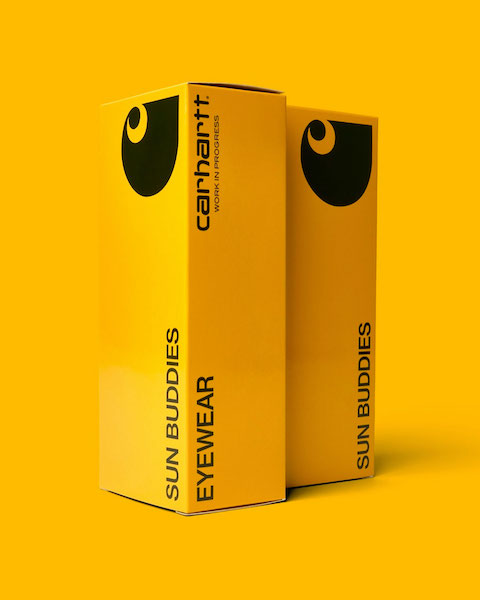 Sun Buddies x Carhartt WIP Printemps/Été 2021
