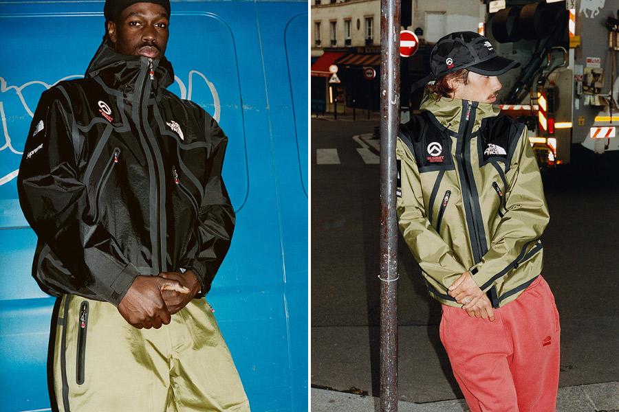 Collection Supreme x The North Face Printemps/Été 2021
