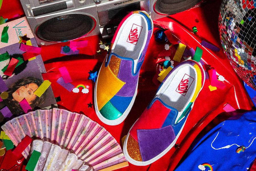 Collection Vans Pride 2021