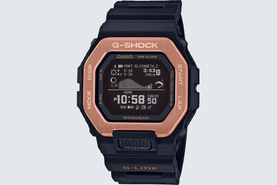 G-Shock G-Lide GBX-100NS-1 et GBX-100NS-4