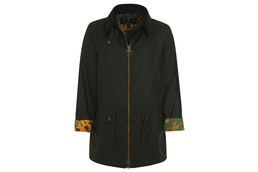 Barbour x House of Hackney Automne/Hiver 2021