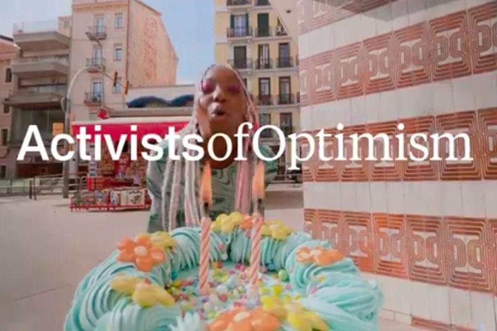"""Campagne Zalando """"Créateurs d'Optimisme"""""""