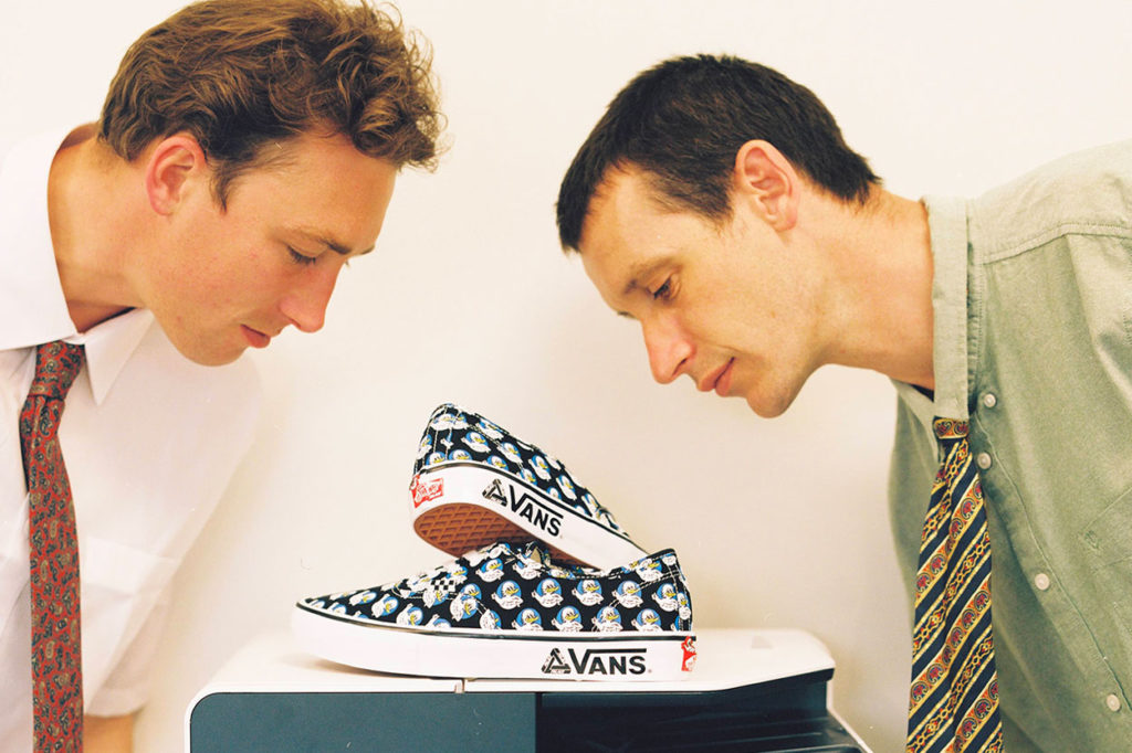 Collection capsule Palace x Vans