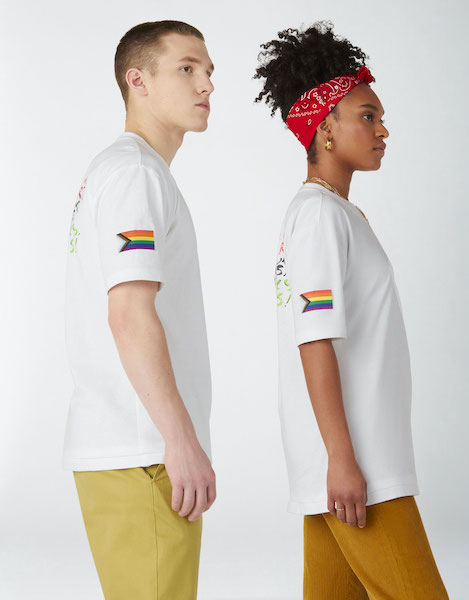 Collection capsule Dickies Uniquely Yours