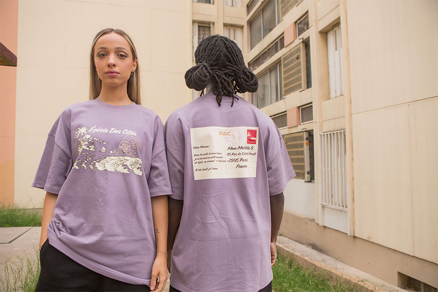 Collection Égérie des cités invite Printemps/Été 2021
