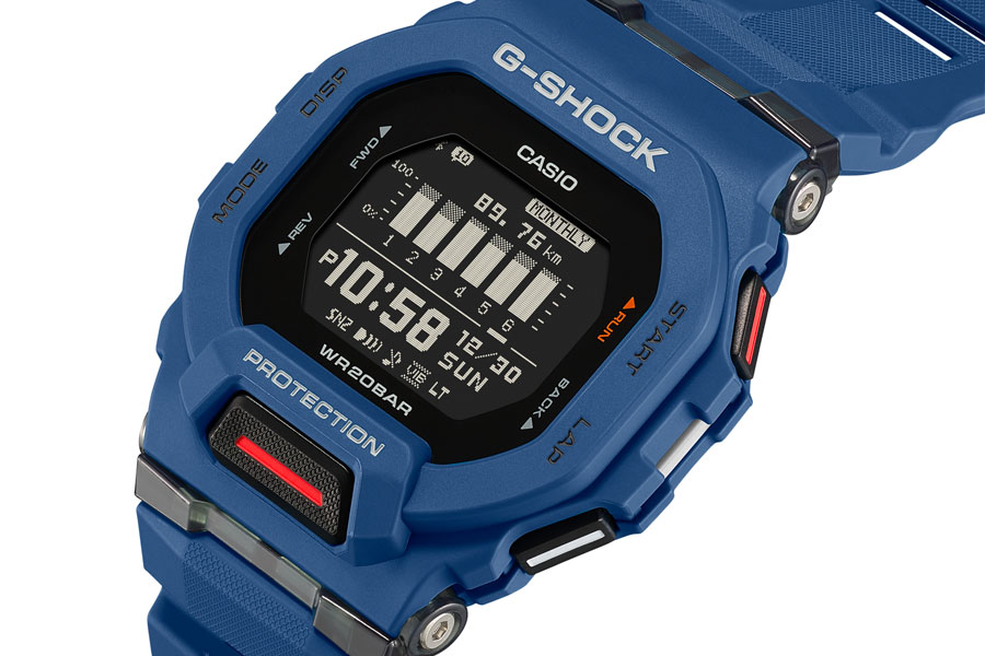 G-Shock G-SQUAD GBD-200