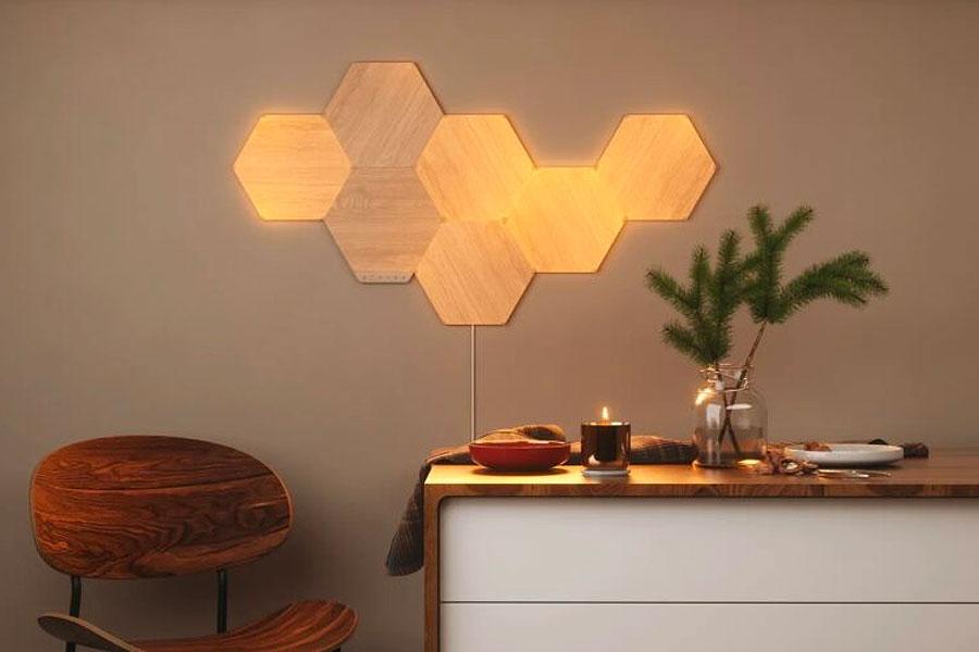 Panneaux lumineux Nanoleaf Elements