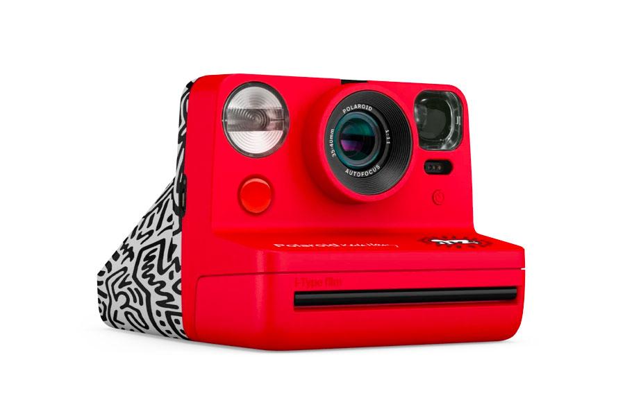 Collaboration exclusive Polaroid x Keith Haring