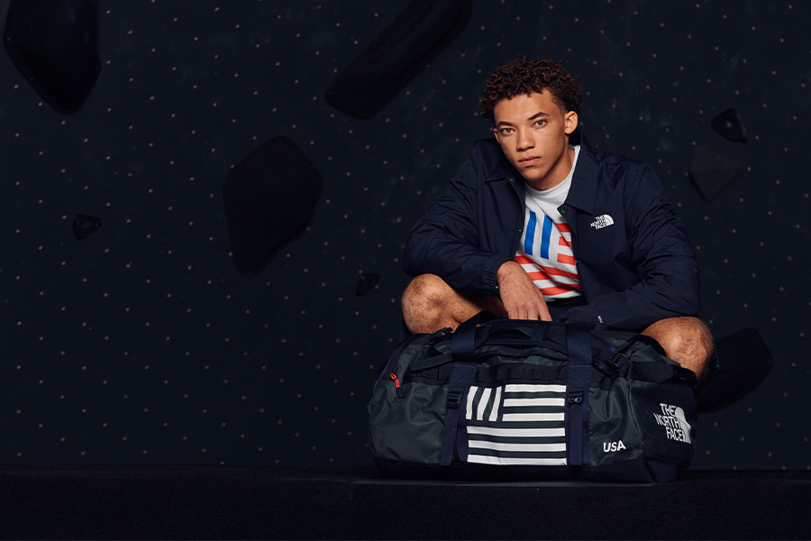 Collection The North Face Internationale 2021