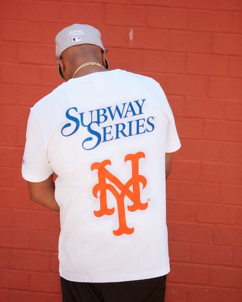 """Nouvelle collection Awake NY """"Subway Series"""" 2021"""