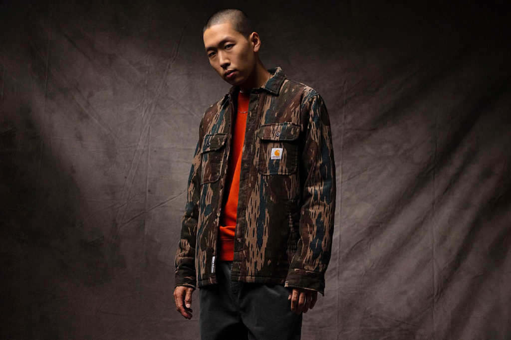 Collection Carhartt WIP Automne/Hiver 2021