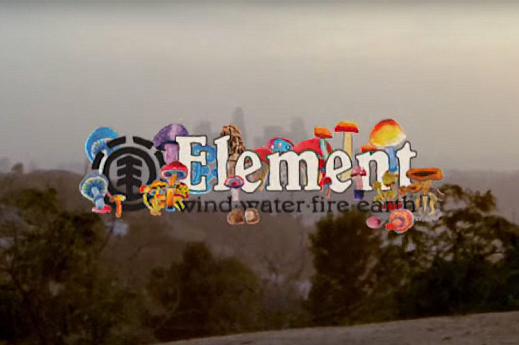 """Chris """"Cookie"""" Colbourn x Element Shrooms Pack"""