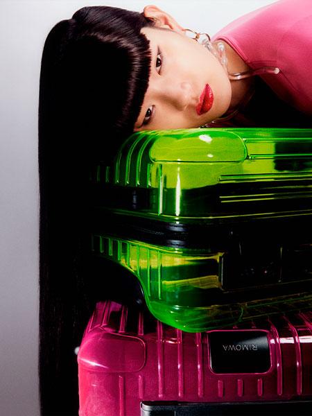 Collection édition limitée RIMOWA Essential Neon